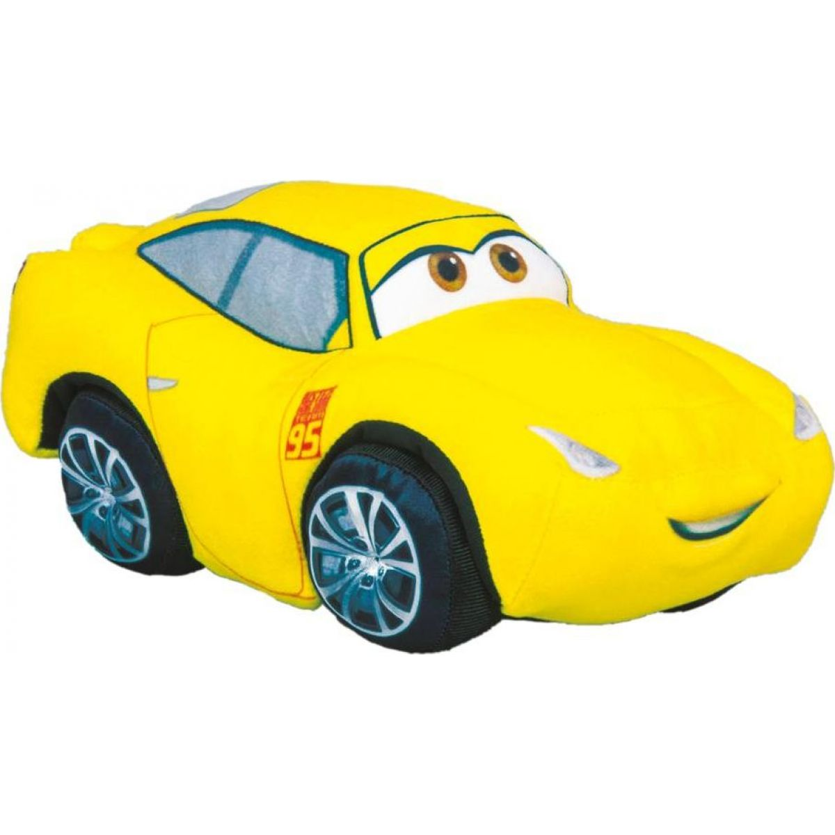 Dino Cars 3 Plyšový Cruz Ramirez 15 cm