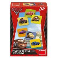 Dino Cars Pexeso Auta 2