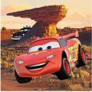 Dino Cars Puzzle Auta v akci 3x55dílků 4