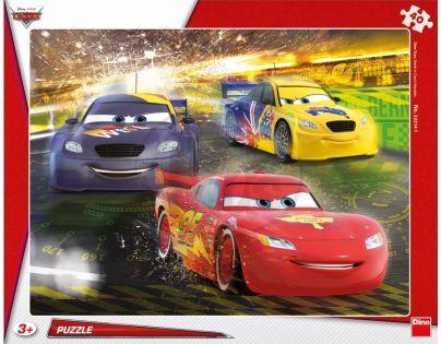 Dino Cars Puzzle Velké vítězství 40dílků