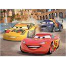 Dino Cars Puzzle Maxi Veselý Blesk 24 dílků 2
