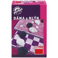 Dino 621213 - Dáma & Mlýn