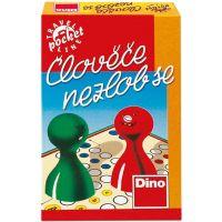 Dino 621220 - Člověče nezlob se!