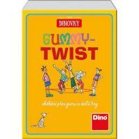 Dino Cestovní hra Gummy Twist