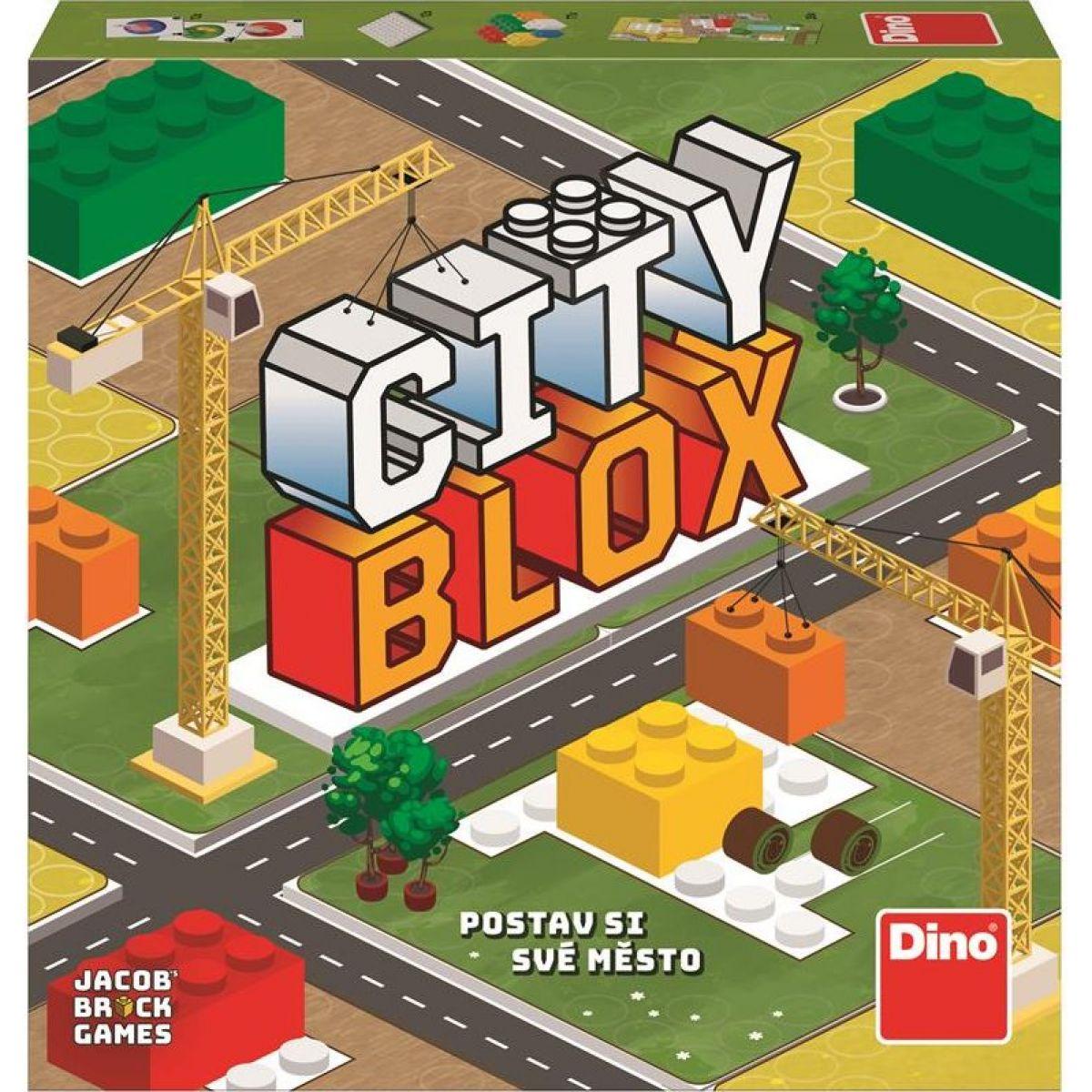 Dino City Blox detská hra