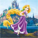 Dino Dětské puzzle 3v1 Disney Princezny 3 x 55 dílků 3