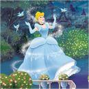 Dino Dětské puzzle 3v1 Disney Princezny 3 x 55 dílků 4