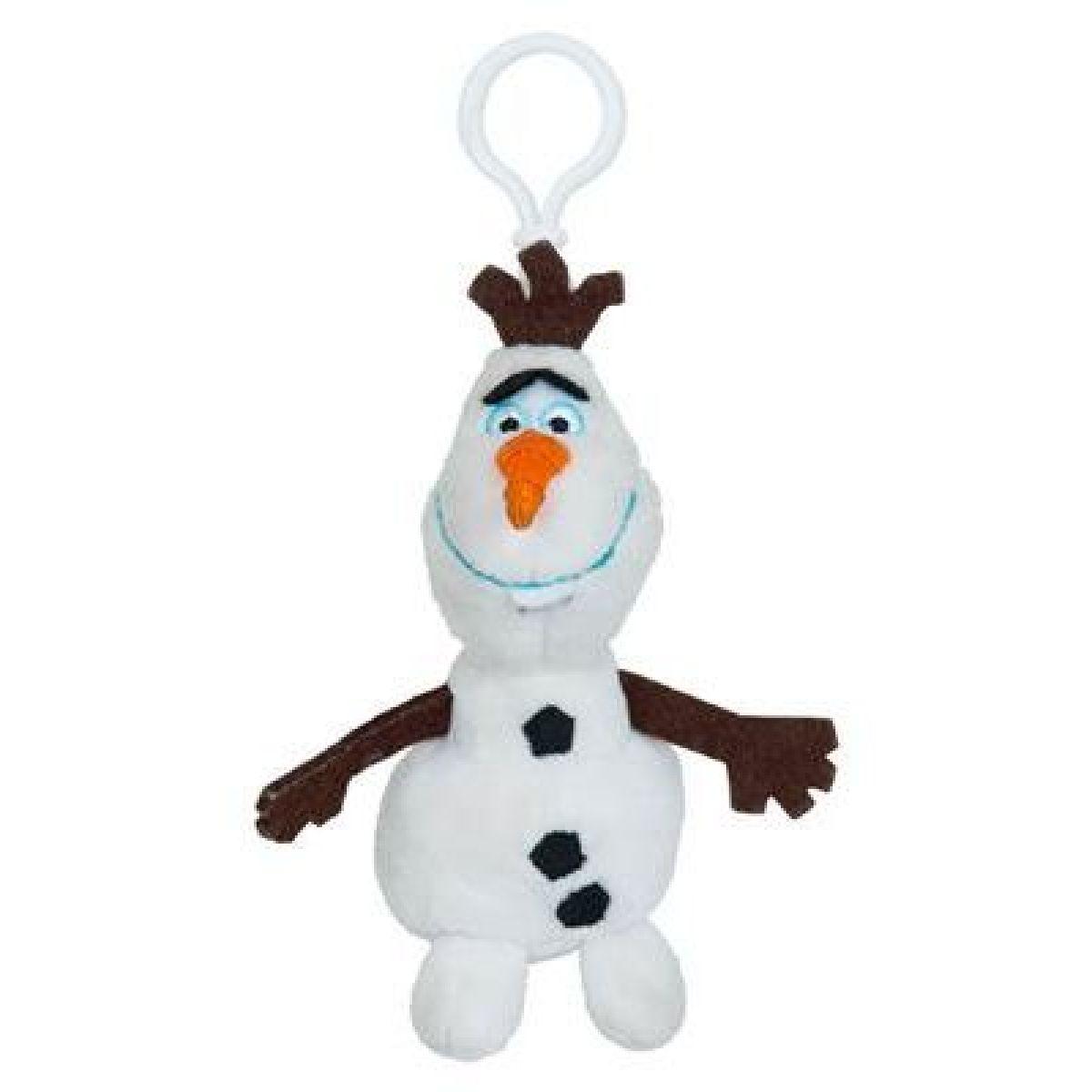 Dino Disney Frozen 2 Olaf Refresh klíčenka plyš 14 cm