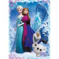 Dino Disney Frozen Diamond puzzle 200 dílků 2