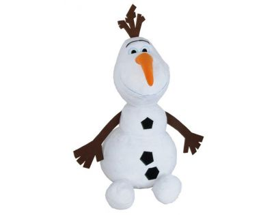 Dino Disney Frozen Plyšový sedící Olaf 127 cm