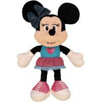 Dino Disney Minnie modrorůžové šaty 25 cm plyš
