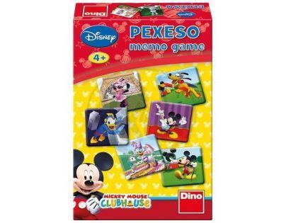 Dino Disney Pexeso Mickeyho klubík