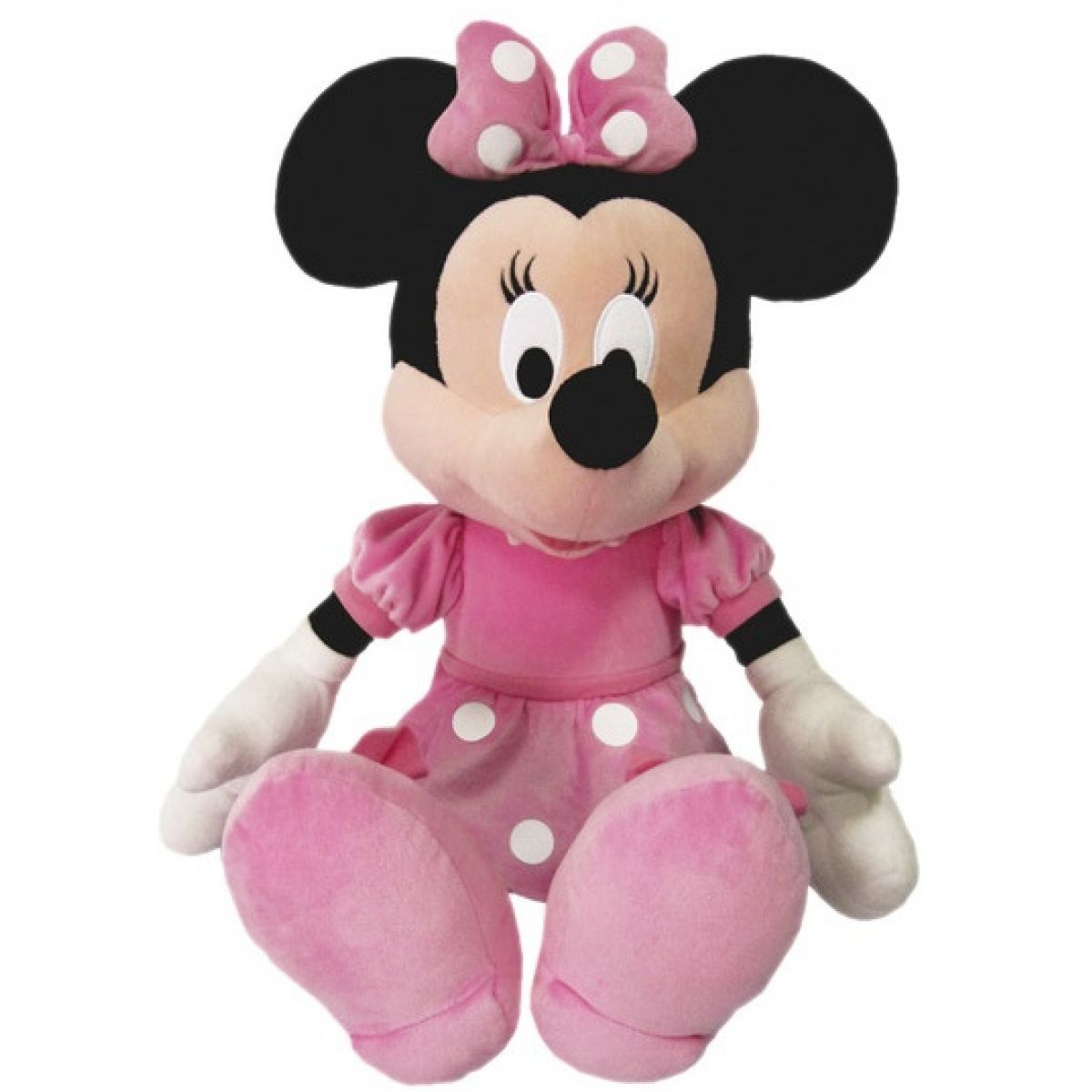 Dino Disney Plyšová Minnie 65cm
