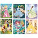 Dino Disney Princess Kubus Princezny 20 dílků 2