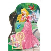 Dino Disney Puzzle Hravé princezny 4 x 54 dílků 3