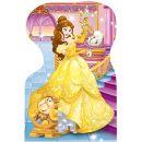 Dino Disney Puzzle Hravé princezny 4 x 54 dílků 4