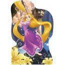 Dino Disney Puzzle Hravé princezny 4 x 54 dílků 5