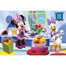 Dino Disney Puzzle Kamarádka Minnie 2x66dílků 2
