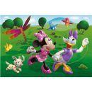 Dino Disney Puzzle Kamarádka Minnie 2x66dílků 3