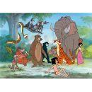Dino Disney Puzzle Maxi Kniha džunglí Mouse 24 dílků 2