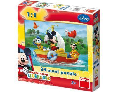 Dino Disney Puzzle Maxi Mickey Mouse 24 dílků