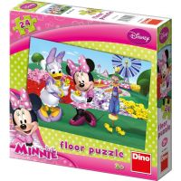 Dino Disney Puzzle Maxi Minnie Mouse 24 dílků