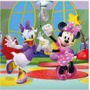 Dino Disney Puzzle Mickey Mouse 3x55dílků 3