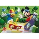 Dino Disney Puzzle Mickey na skateboardu 24 dílků 2