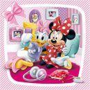 Dino Disney Puzzle Minnie na návštěvě 3 x 55 dílků 3