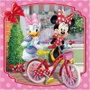 Dino Disney Puzzle Minnie na návštěvě 3 x 55 dílků 4