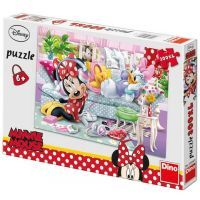 Dino Disney Puzzle Pohoda u Minnie 300 dílků