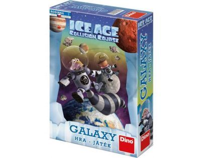 Dino Doba Ledová 5 Galaxy