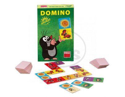 Dino 621251 - Domino krtek - cestovní