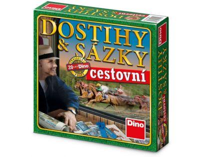 DINO 621558 - Dostihy a sázky - cestovní verze