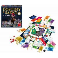 Dino Dostihy a sázky rychlá dráha rodinná hra 2