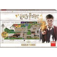 Dino Harry Potter kouzelní tvorové rodinná hra