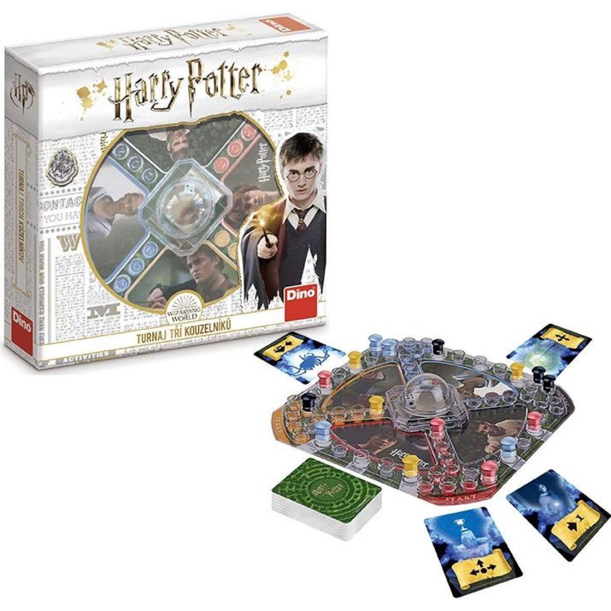 Dino Harry Potter Trojčarodejnícky turnaj detská hra