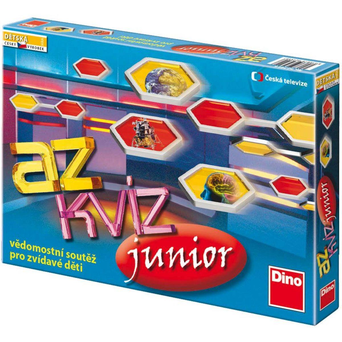 Dino Hra AZ kvíz Junior