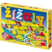 DINO 623507 - Žížaly společenská hra v krabici