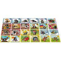 Dino 623347 - Krtek a počasí společenská hra 2