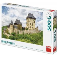 Dino Hrad Karlštejn 500 dílků puzzle