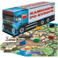 Dino Kamionem po Evropě - Poškozený obal 3