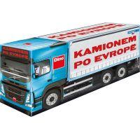 Dino Kamionem po Evropě