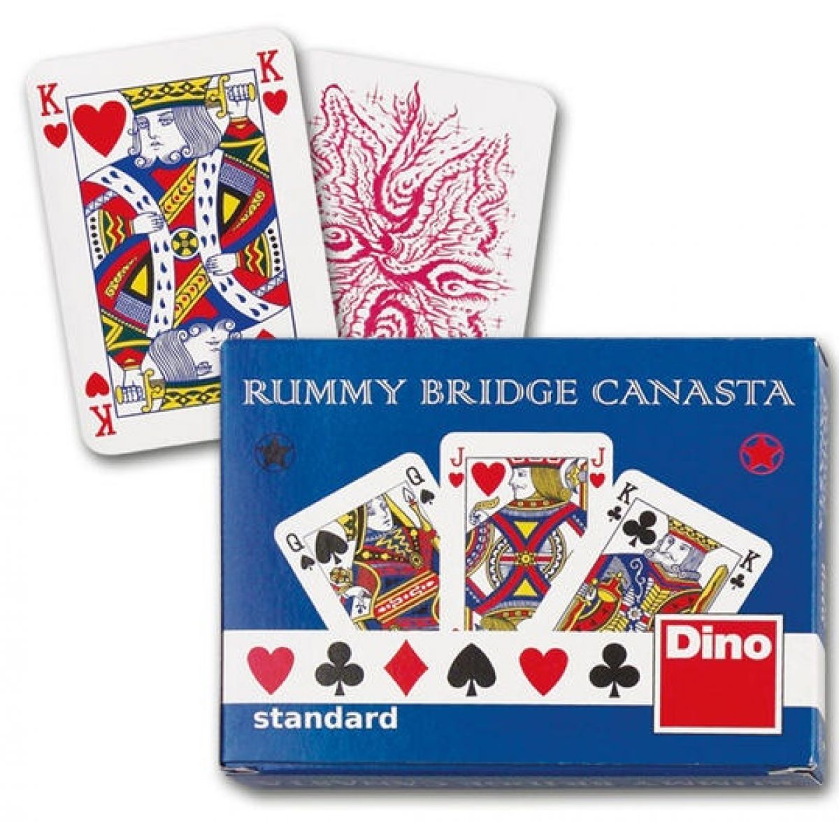 Dino Canasta standard