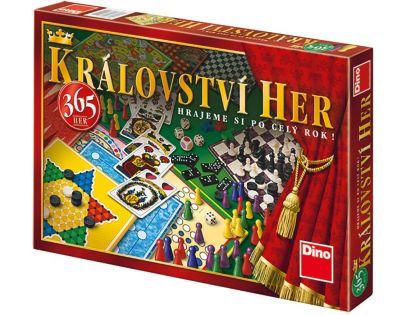 DINO 631212 - Království her (365 her)