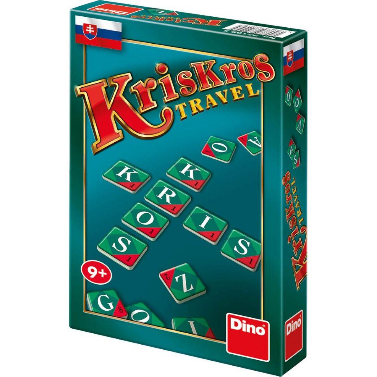 Dino Kris Kros Travel SK Cestovné hra