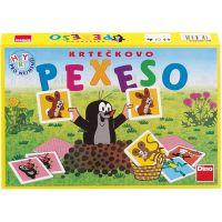 DINO 623156 - Velké Krtečkovo pexeso