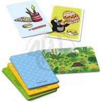 DINO 621602 - Krtečkovy příběhy společenská hra v krabici 2