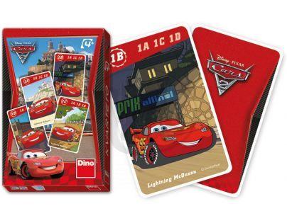 DINO 605640 - Walt Disney Cars 2 Kvarteto