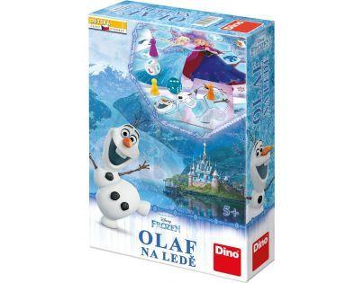 Dino Ledové království Olaf na ledě